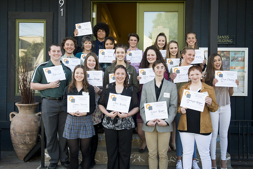2016 Scholarship Reception