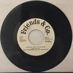 EDDIE DRENNON & B.B.S. UNLIMITED(RECORD SIDE-A)
