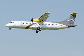 HZ-FFG - ATR 72-600 (72-212A) - Nesma Airlines - msn 1311