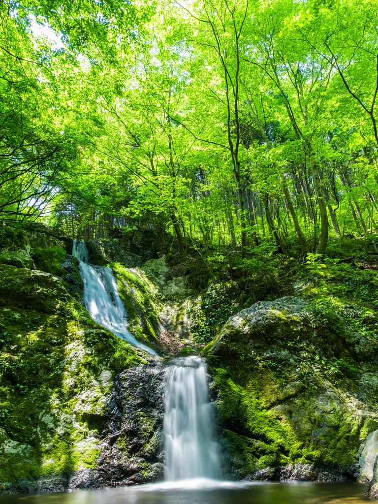 三ツ釜ノ滝