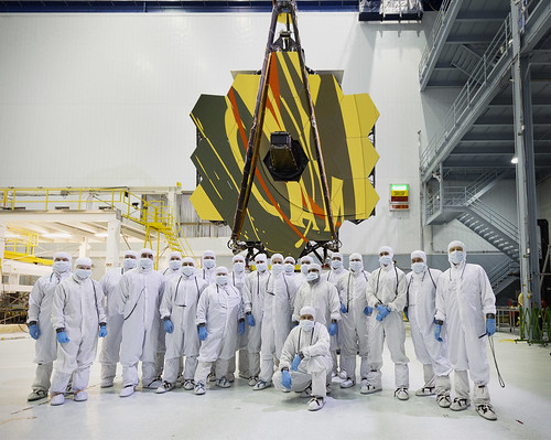 Group Photo with JWST