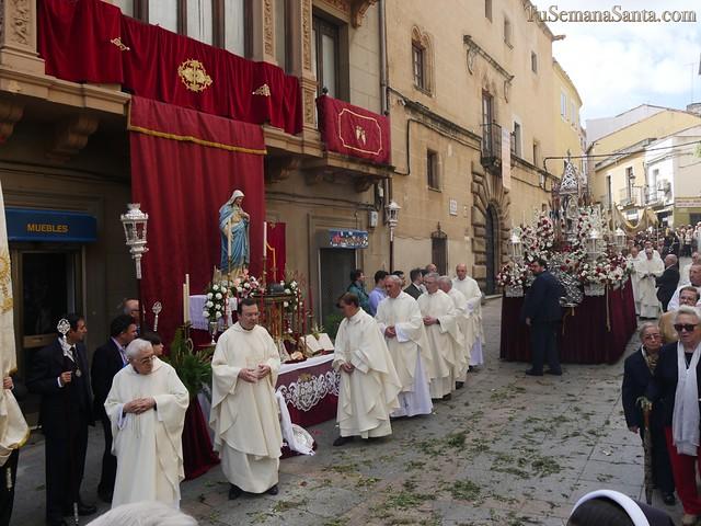 Procesión del Corpus Christi 2016