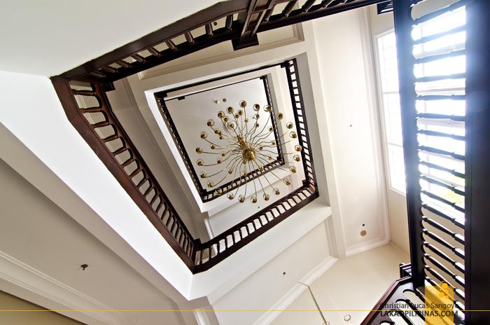 E&O Hotel Penang Stairs