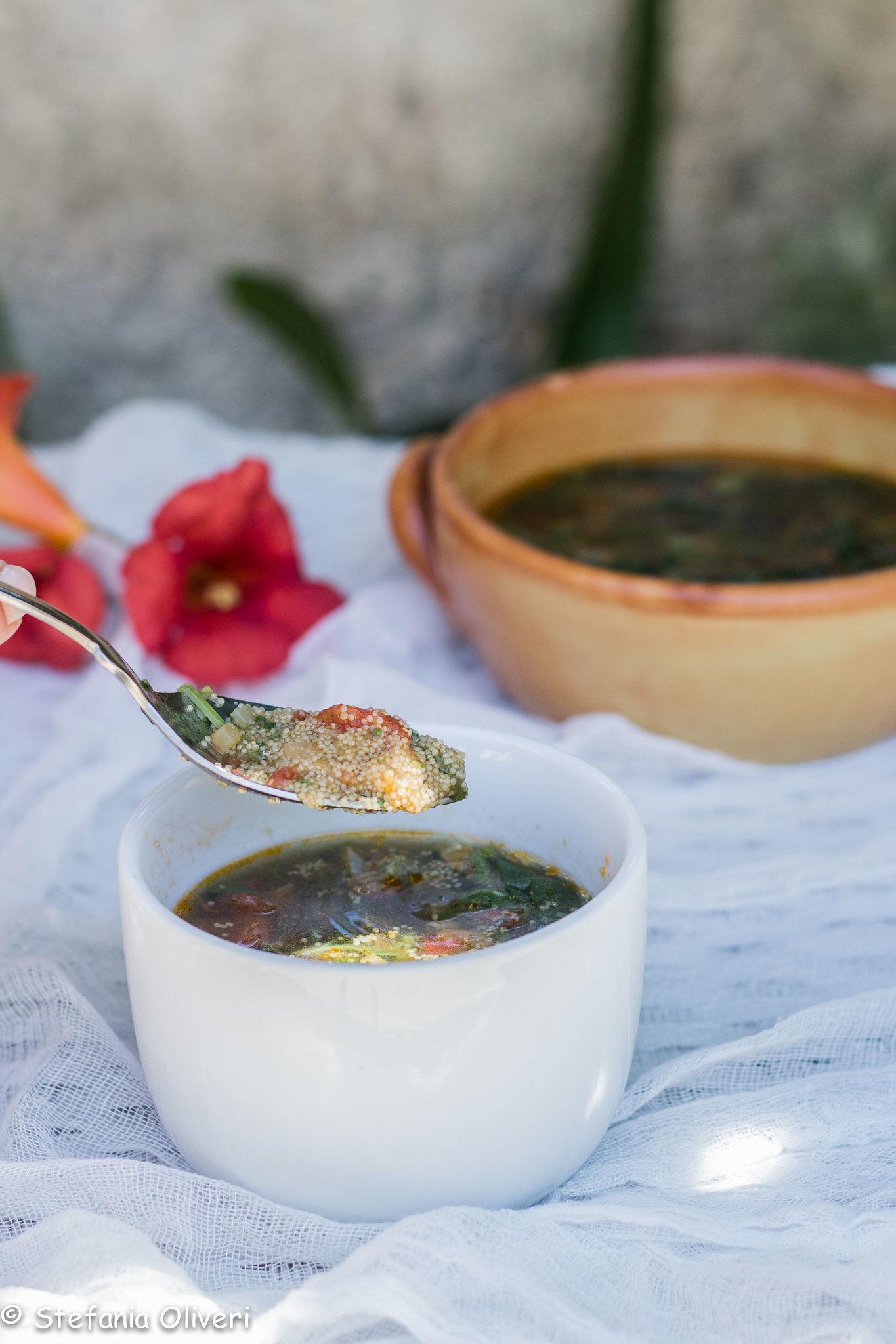 zuppa estiva di amaranto 6543