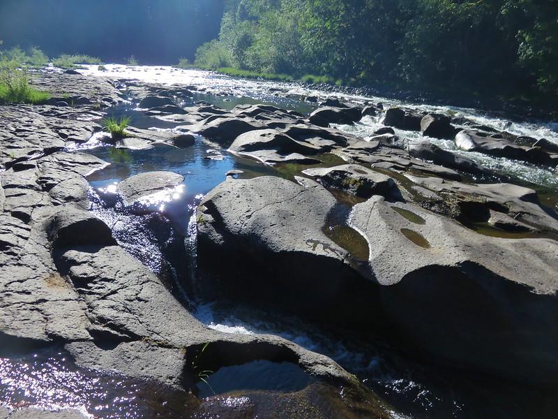 South Santiam River