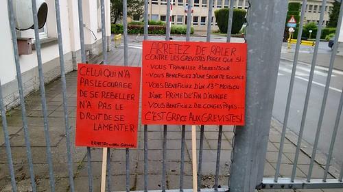 Namur: Pour la survie de nos services publics, enterrons ce gouvernement
