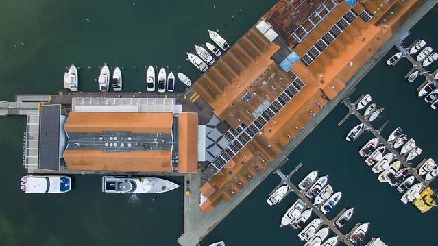 Hillary's marina, Perth, Western Australia