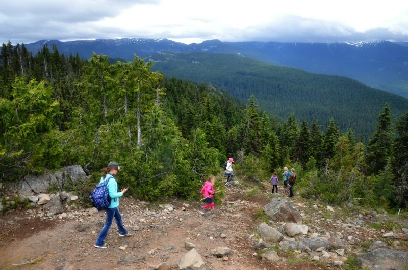Triangulation Peak Hike 16 @ Mt. Hope Chronicles