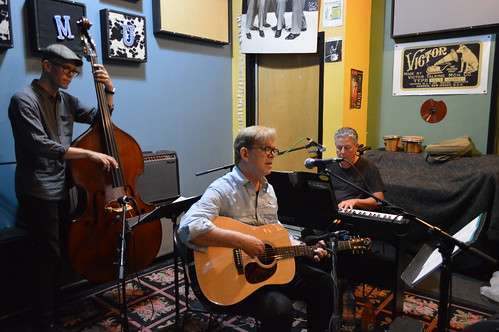 Bob Brown & Friends Live on WFMU