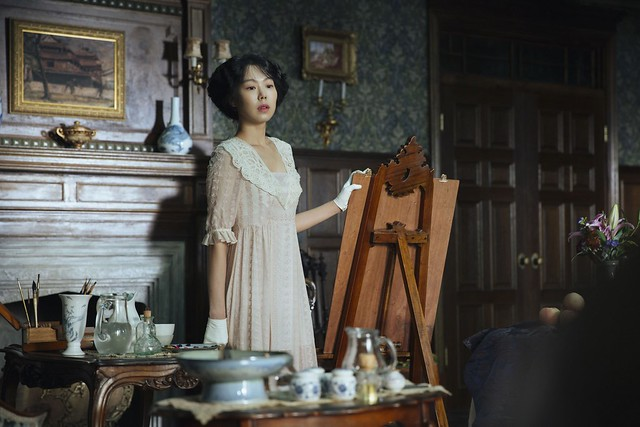 Handmaiden movie Kim Min Hee