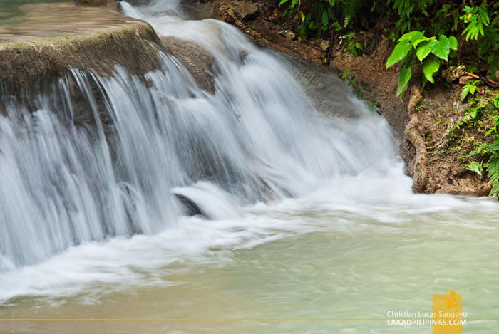 Lugnason Falls Siquijor