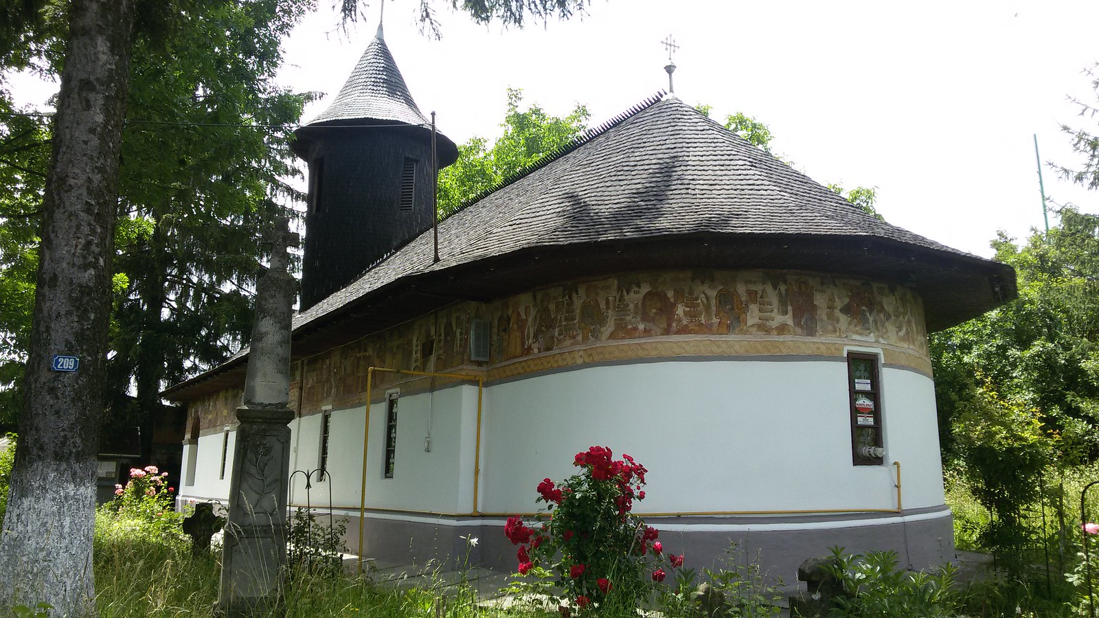 Church in Cornu