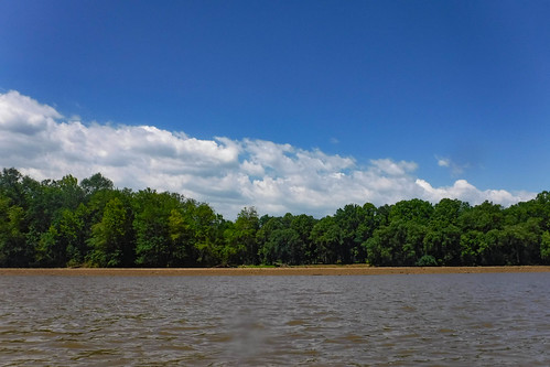Goat Island in the Broad River-67