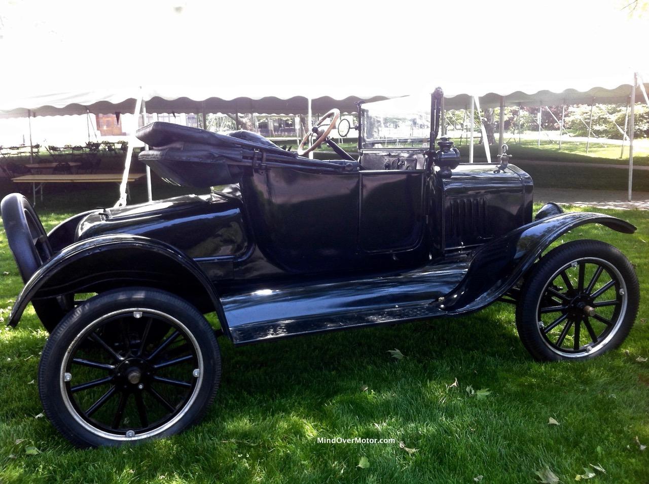 Model T Side