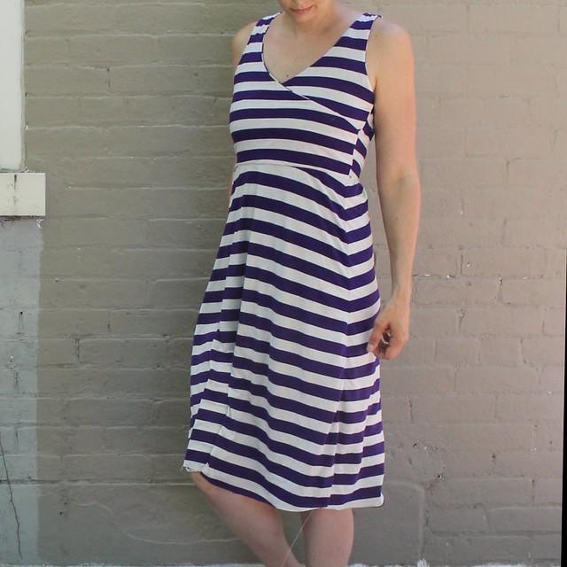 P4P Sunshine Dress Lined Bodice