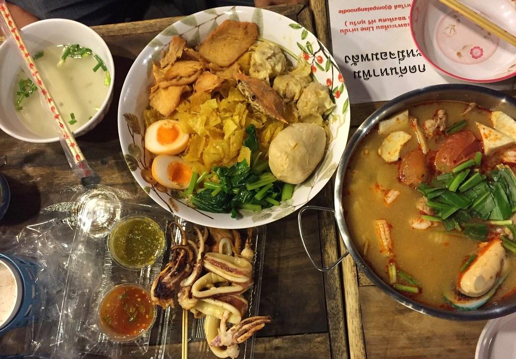 dinner talad rod fai 3