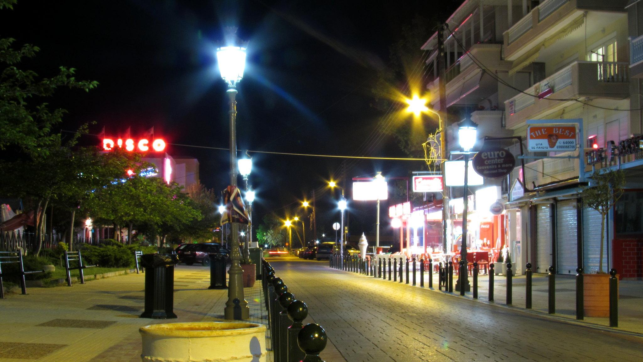 Paralija - Grčka