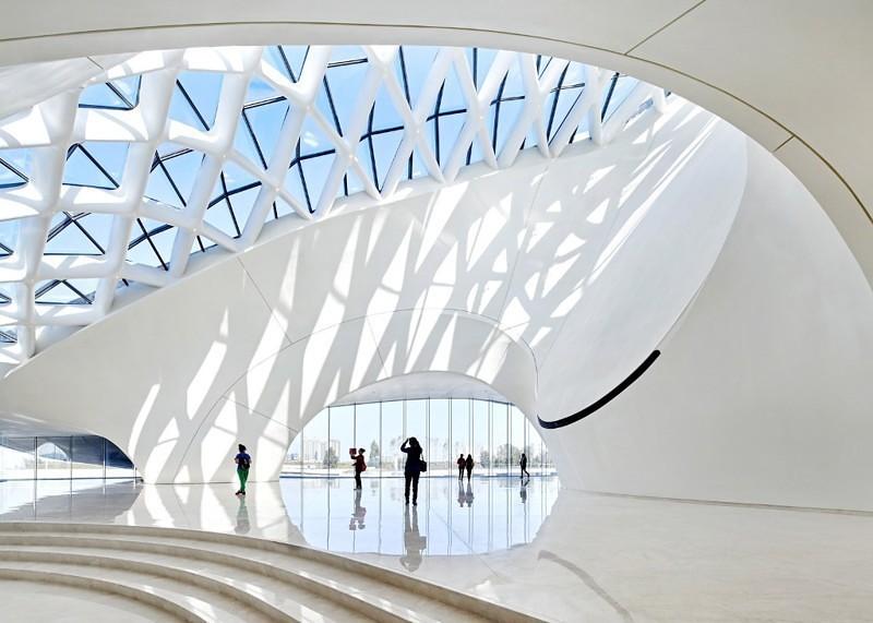 Харбинский Оперный театр. Проект MAD Architects