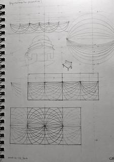 Equirectangular Perspective Studies