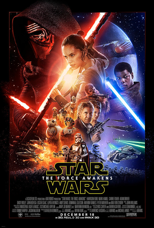 Star Wars - Episode VII - The Force Awakens - Poster 3