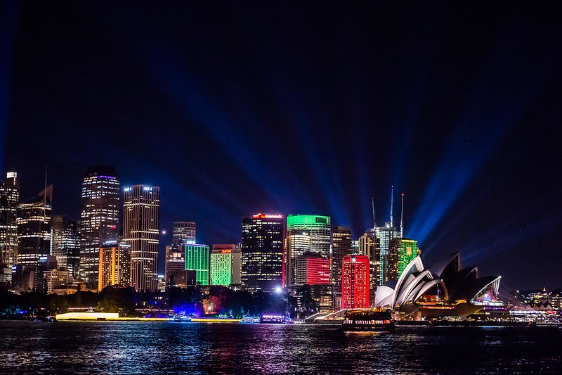 Vivid Sydney 2016_Harbour Lights_CREDIT Destination NSW_KM-5698-46234