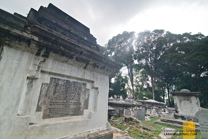 Penang Old Protestant Cemetery