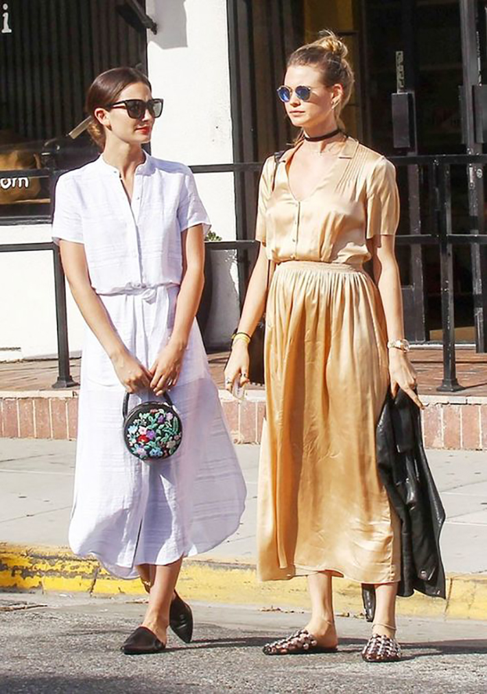 Maxi dresses Maxi skirts summer outfit style fashion accessories5