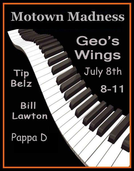 Motown Madness 7-8-16