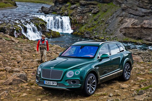Bentley Bentayga ?? Mulliner