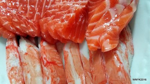 Salmon & Crab