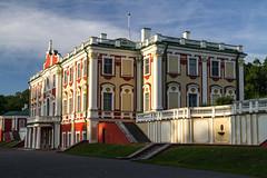 Кадриоргский художественный музей. Kadrioru Kunstimuuseum