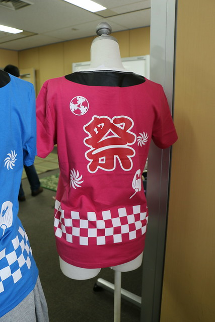 ベルメゾン お祭りプリントTシャツ ディズニー