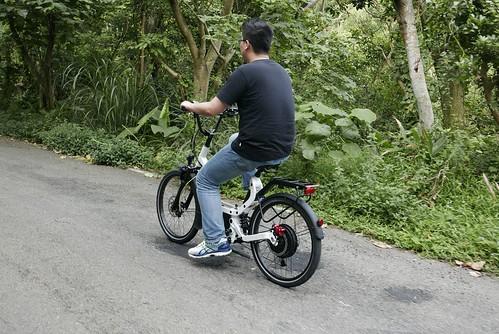 成為陽光型男,我就從Klever E-bike開始 (13)