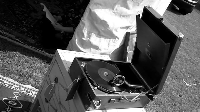Gramophone vid