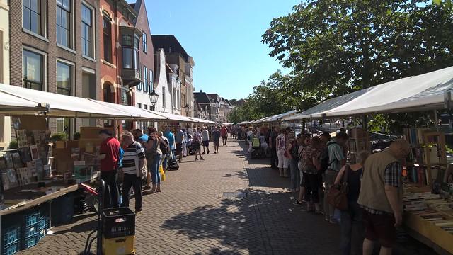 Zwolse Boekenmarkt 2016