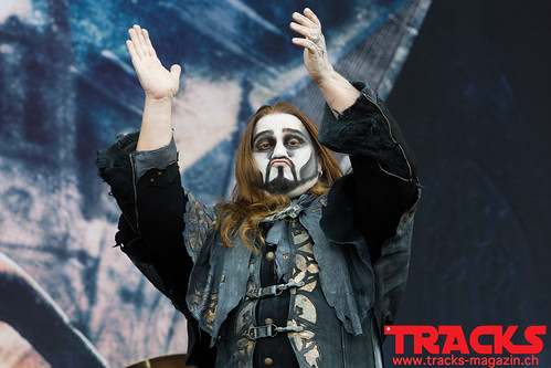 Powerwolf @ Sonisphere - Luzern