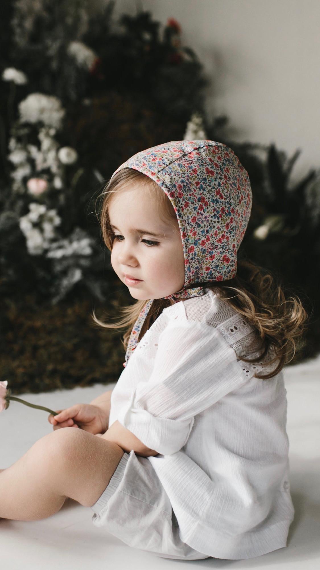 Briar - handmade bonnets