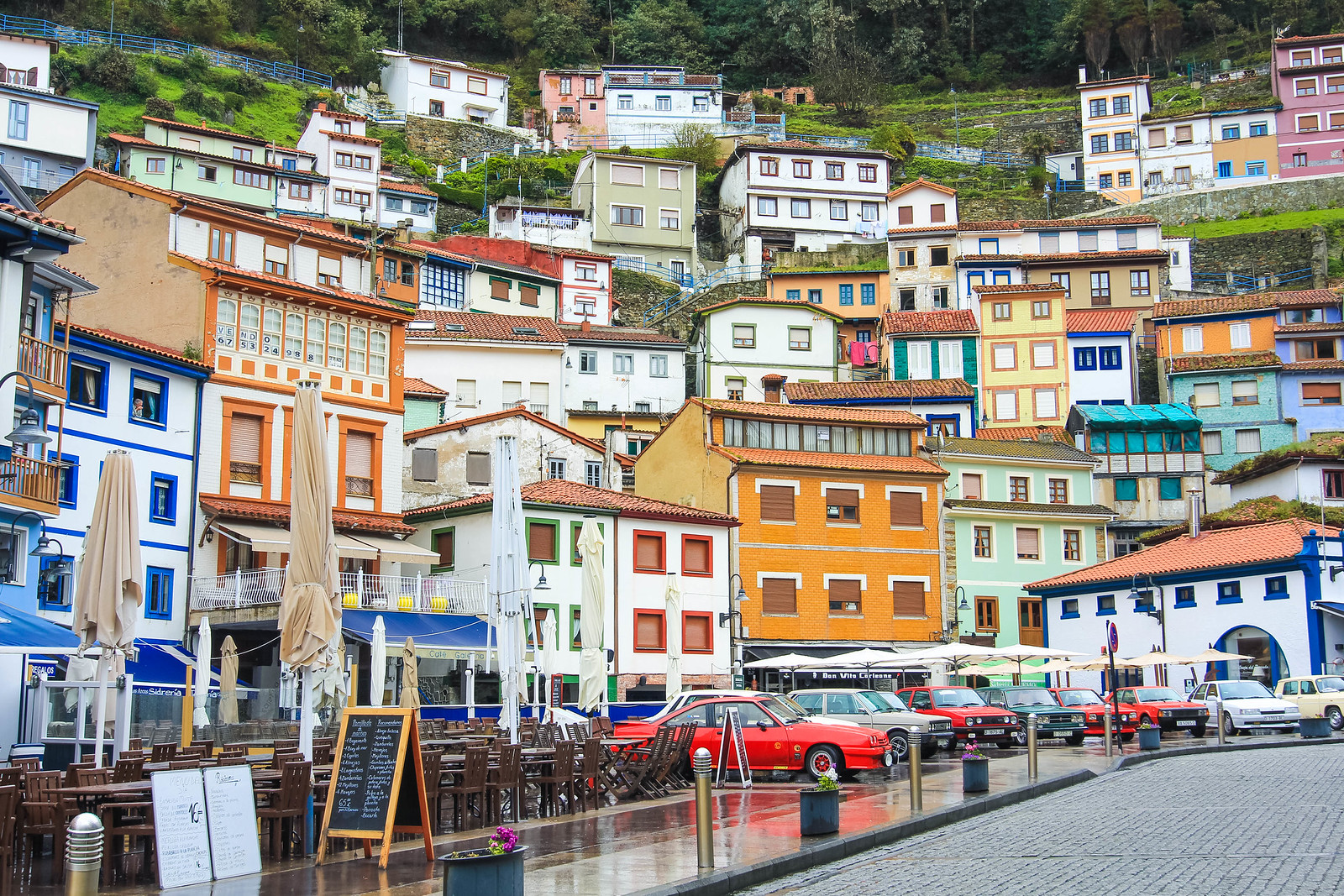 Cudillero, Asturias | Spain Photography | Adelante