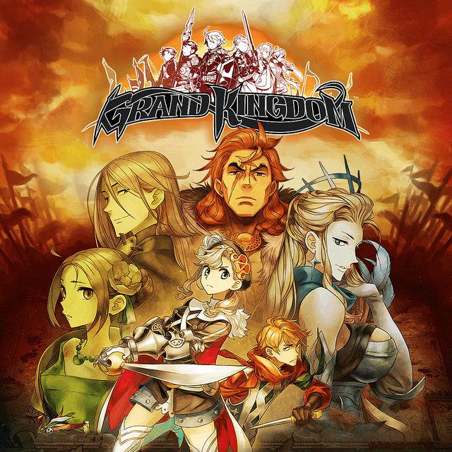 Grand Kingdom – PS4