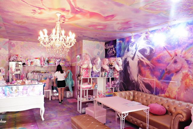 Unicorn Cafe - Bangkok, Thailand