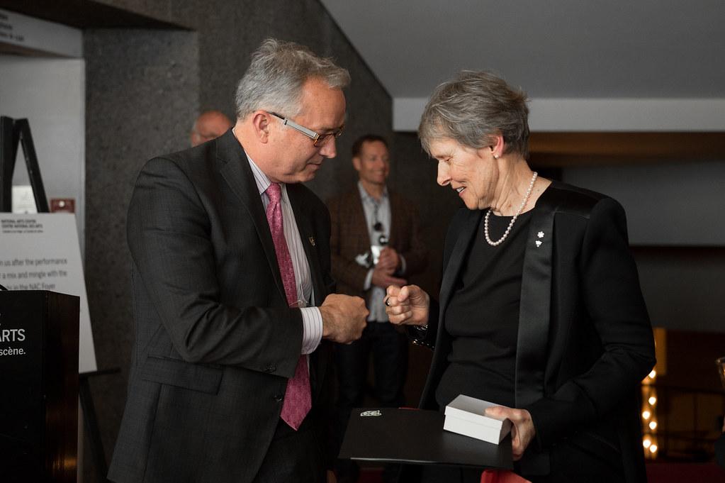 Dr. Roberta Bondar Alumni Reception