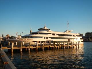 Sydney 2000 Dinner Cruise Boat