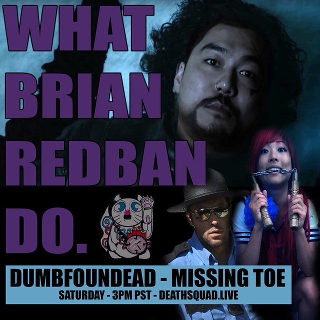 WHAT BRIAN REDBAN DO #16