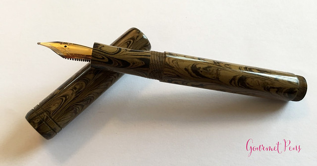 Review Peyton Street Pens Range Monterey Fountain Pen 051