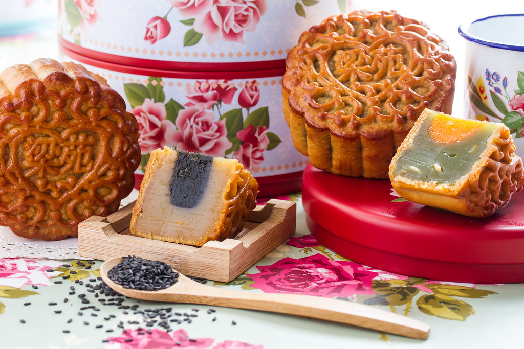 Neo Garden Catering mooncake 2016 - classic Assorted Fruits & Nuts Mooncake