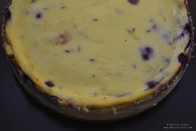 cheesecake lavanda si lamaie