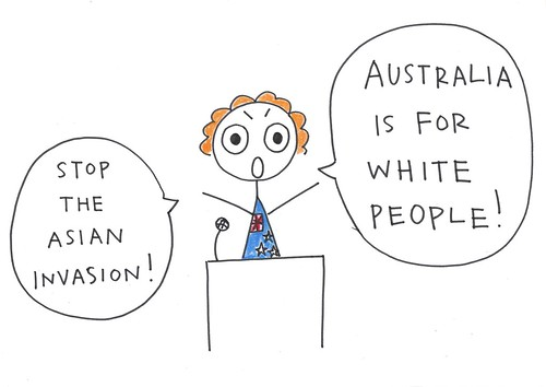 Australian Politician Famous For Her Anti-immigration Policies Is Emigrating