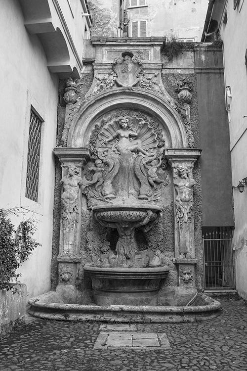 Palazzo Vicolo dei Catinari - Roma