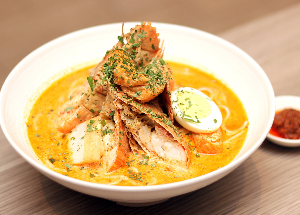 Four Points: Slipper Lobster Laksa