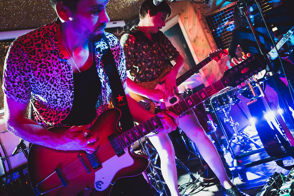 Lola Colt at the Moth Club